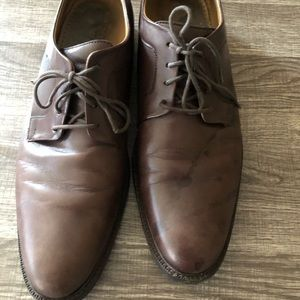 Mens Cole Haan Leather brown shoes